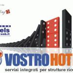 VostroHotel.it web marketing alberghiero strategico + booking engine + 200 portali turistici italiani